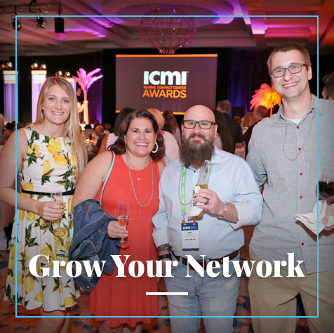 Make new connections at ICMI Expo 2020