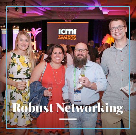Become a part of the ICMI Community and grow your network