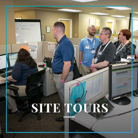 ICMI Contact Center Conference & Expo Site Tours