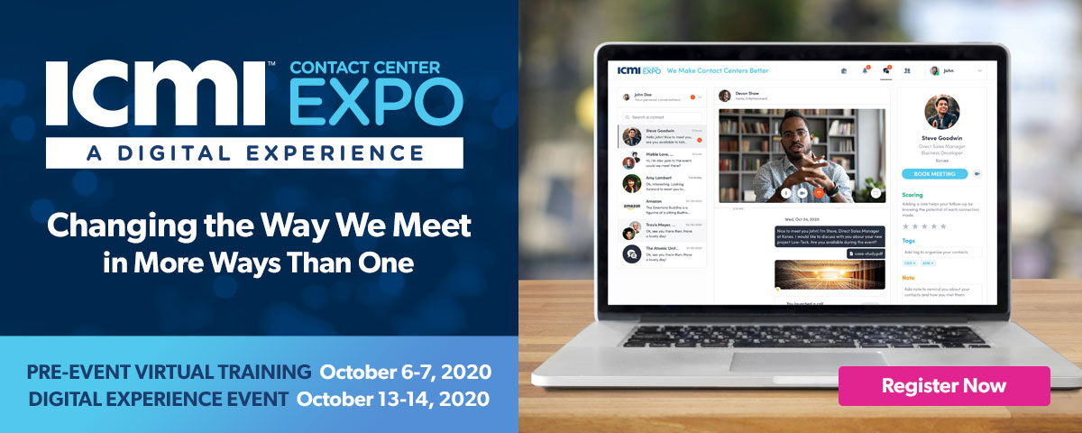Contact Center Expo Digital Experience