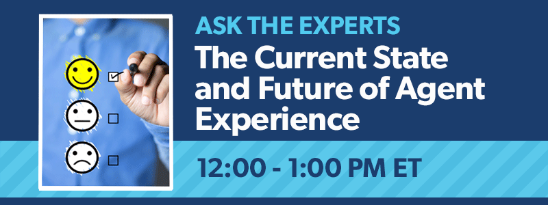 Ask the Experts: The Current State and Future of Agent Experience
