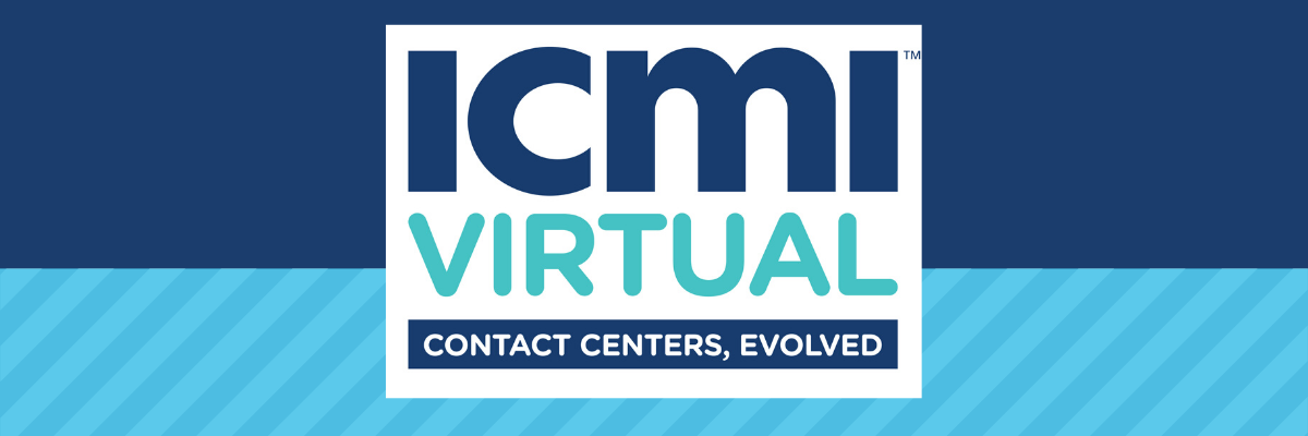 ICMI Virtual Contact Centers, Evolved