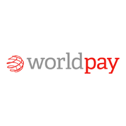 WorldPay logo - ICMI Contact Center Technology Consulting