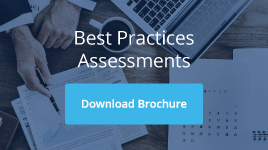 ICMI Contact Center Best Practices Assessment brochure
