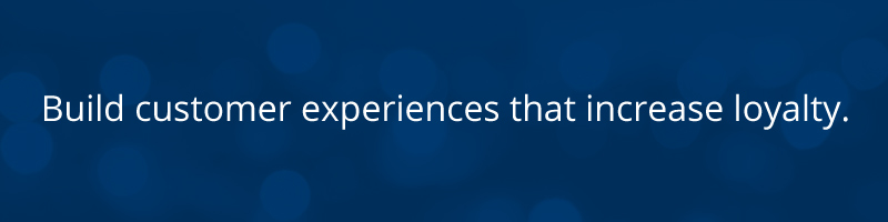 Customer Experience Assessment header text