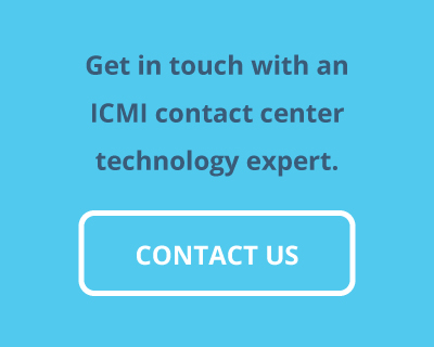 Speak with a call center technology expert