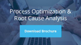 Call Center Process Optimization and Root Cause Analysis