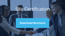 ICMI Contact Center Site Certification brochure
