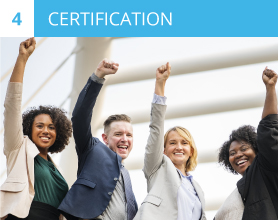 ICMI Contact Center Site Certification - Step 4
