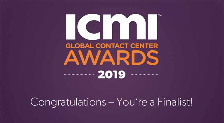 2019 ICMI Awards Finalists