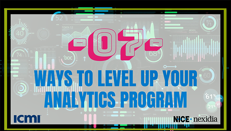 7 Ways to Level Up Your Analytics Programs