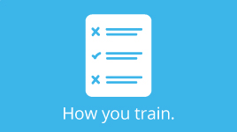 Client Site Training - Choose how you train
