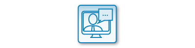 ICMI Virtual Call Center Training Icon