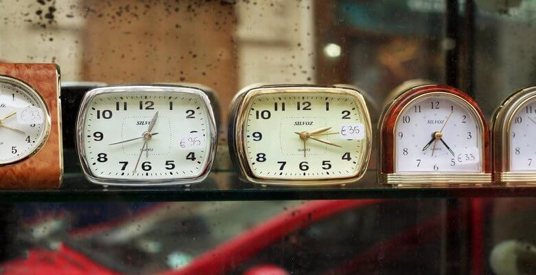 older clocks