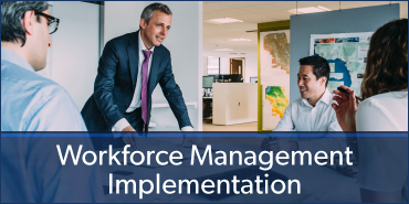 ICMI Consulting Advisor Solution - Workforce Management Implementation