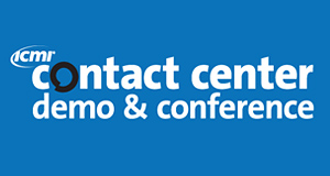 ICMI Contact Center Demo and Conference Flyer