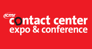 ICMI Contact Center Expo and Conference Banner Red
