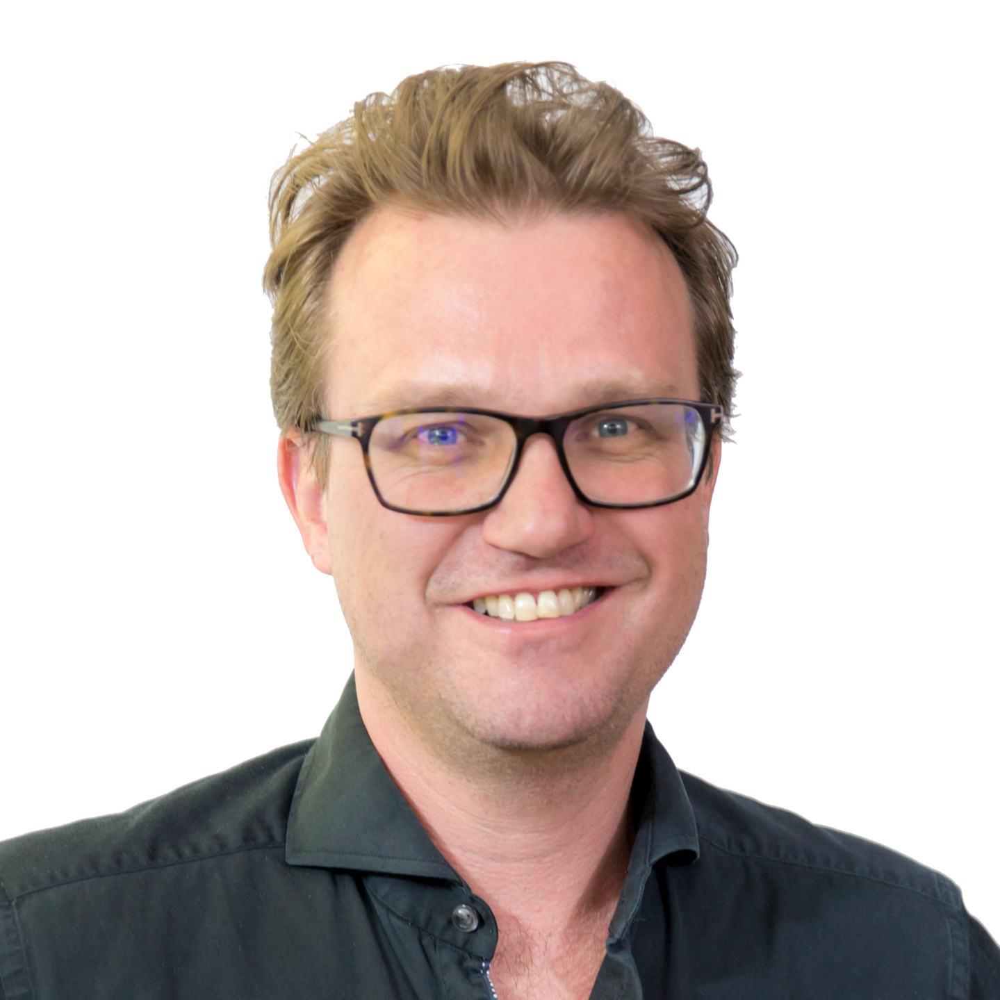 Tom Marsden, CEO of Saberr