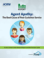 Agent Apathy: The Root Cause of Poor Customer Service