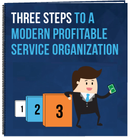 3 Steps to a Modern Profitable Service Organization Download